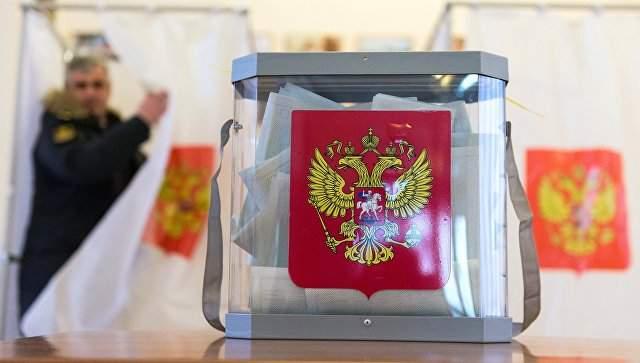 В РФ началось голосование на президентских выборах