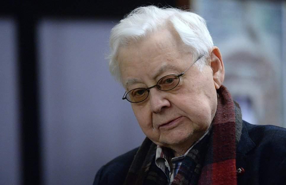 В СМИ сообщают причину смерти актера Олега Табакова