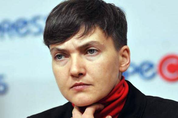 Савченко рассказала сотрудникам ГПУ о снайперах в гостинице