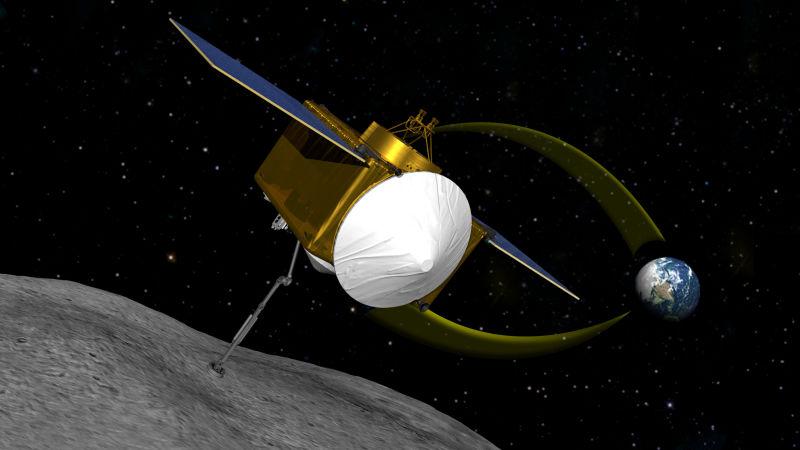 В Землю может врезаться весьма крупный астероид