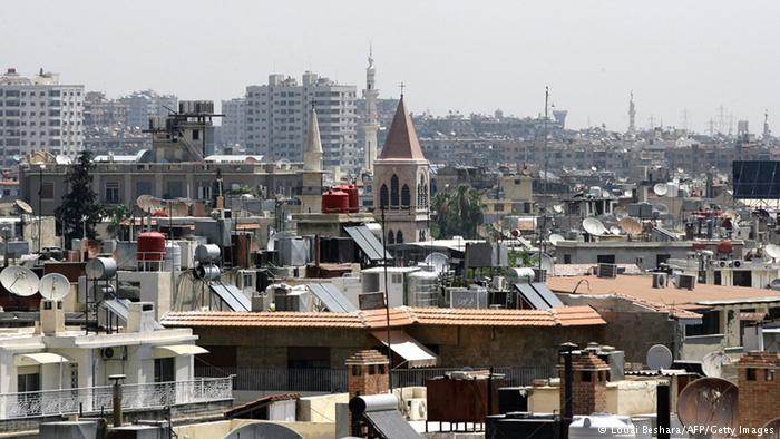 В Дамаске заявляют об атаке со стороны повстанцев: десятки раненых и убитых
