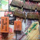 В Одесской области  полицейские  изъяли  арсенал оружия и боеприпасов (фото)