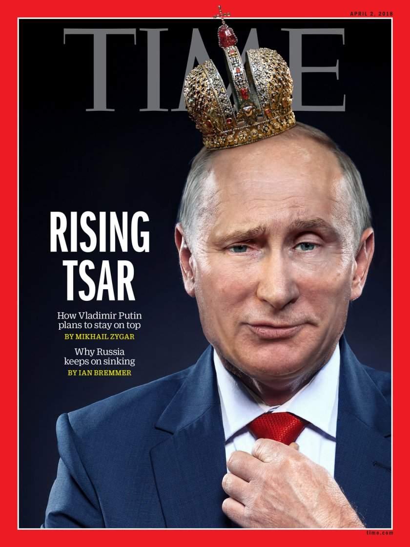 СМИ: Путин готов оставить Донбасс под контролем временной международной администрации