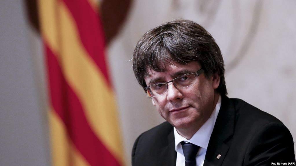 СМИ: Лидер Каталонии был задержан полицией Германии