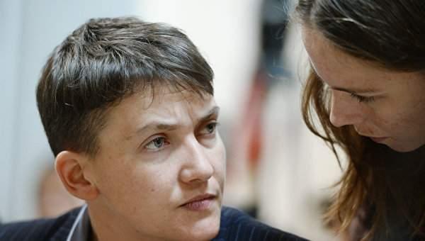 Сестра Савченко заявила, что СИЗО, где содержат нардепа не отапливают