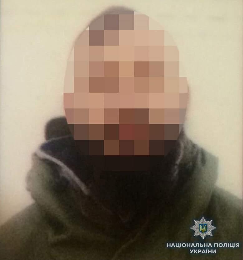 В Киеве полицейские задержали мужчину за избиение военнослужащего Нацгвардии
