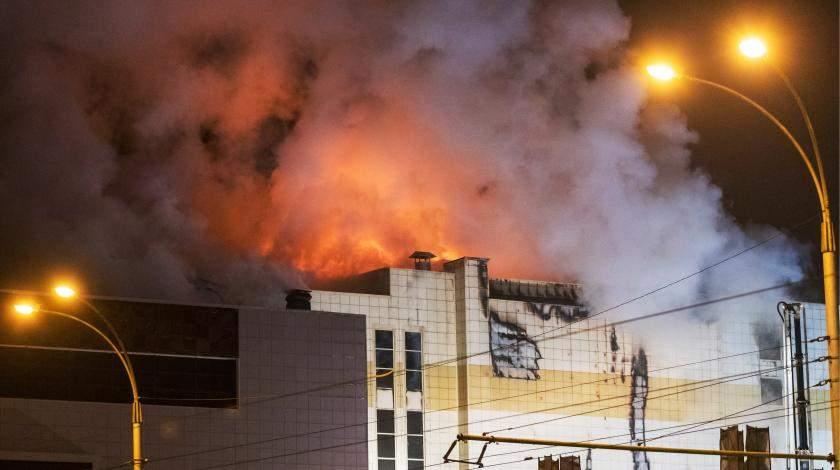 Пожар в Кемерово: задержаны пять подозреваемых в трагедии