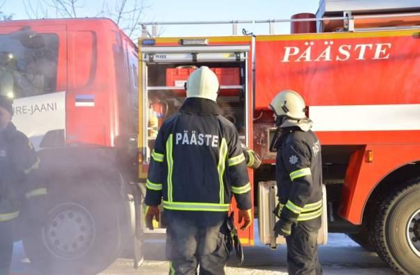 В Эстонии спасатели лишились работы из-за плохого владения государственным языком