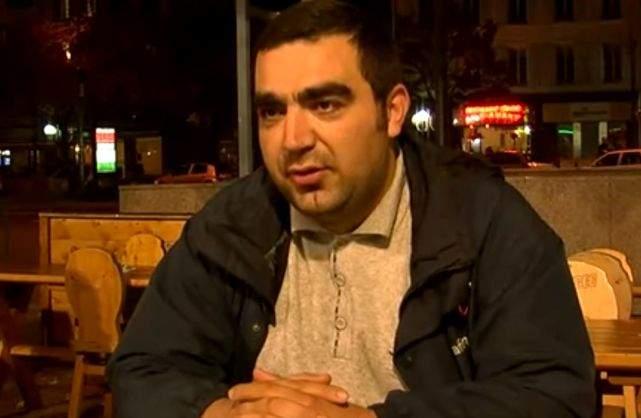Во Франции совершено вооруженное нападение на азербайджанского журналиста