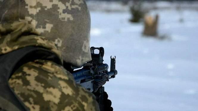 В Полтаве военнослужащие резерва протестовали из-за невыплаты денежного обеспечения