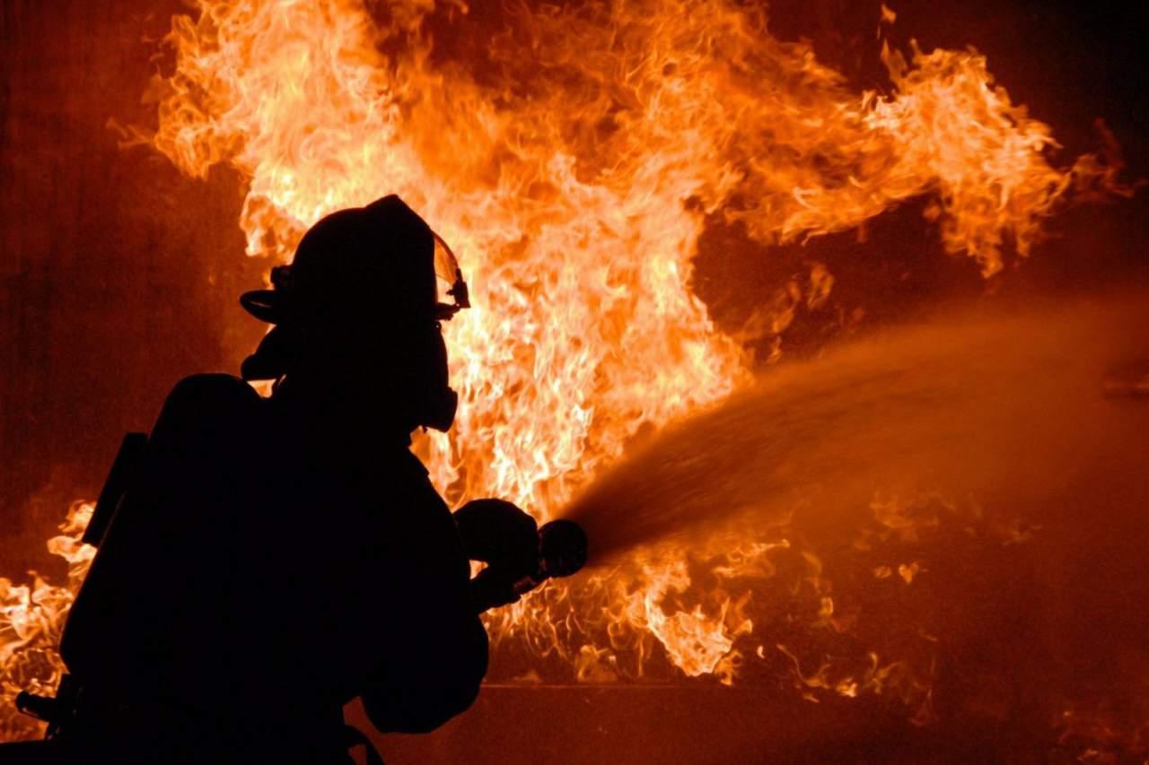 В Днепропетровской области пожар унес жизнь пенсионера