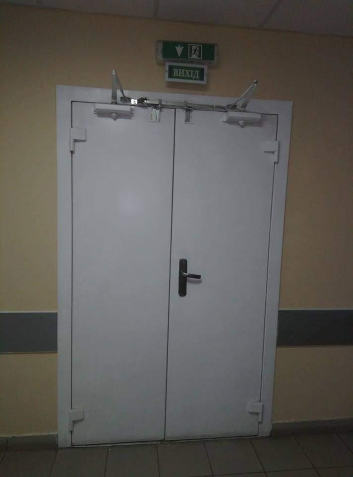 В киевской детской больнице нарушают правила пожарной безопасности (фото)