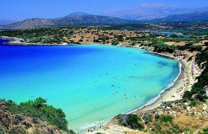 Погодные условия на Кипре в августе