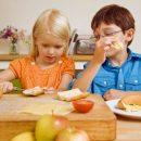 Как обеспечить ребёнку здоровое питание?