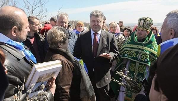 Порошенко рассказал, на каких условиях введут миротворцев на Донбасс