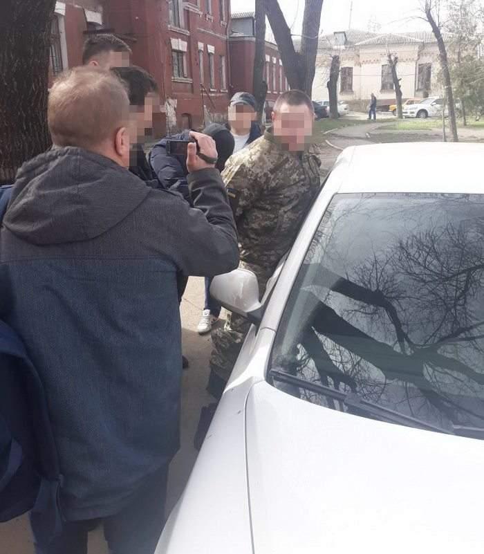 В Николаеве на взятке пойман командира взвода одной из воинских частей