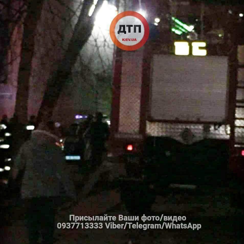 В Киеве эвакуировали  посетителей кинотеатра