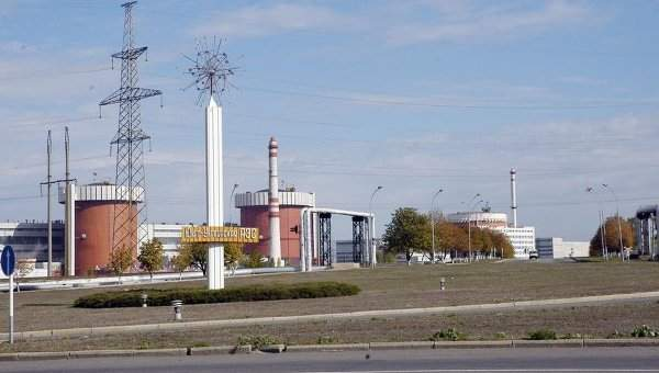 Шестой энергоблок Запорожской АЭС отключен от энергосистемы