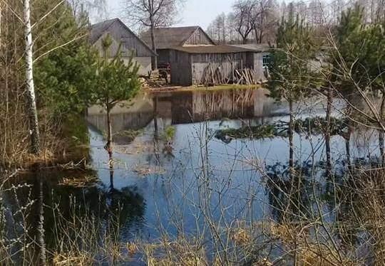 В ближайшие дни из-за весеннего половодья может затопить 5 областей Украины