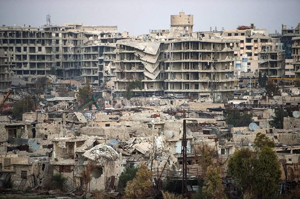 В Ираке и Турции на улицы вышли протестующие против ударов США по территории Сирии