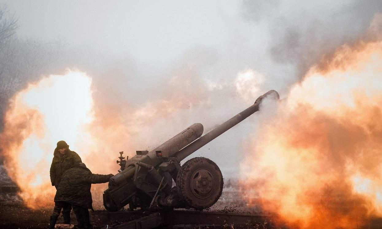 За минувшие сутки в зоне АТО один украинский воин погиб, еще пятеро получили ранения