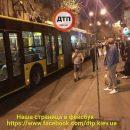 Драка в столичном автобусе закончилась поножовщиной (Фото)