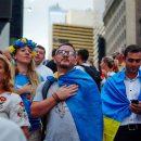 75% украинцев считает, что страна развивается в неправильном направлении