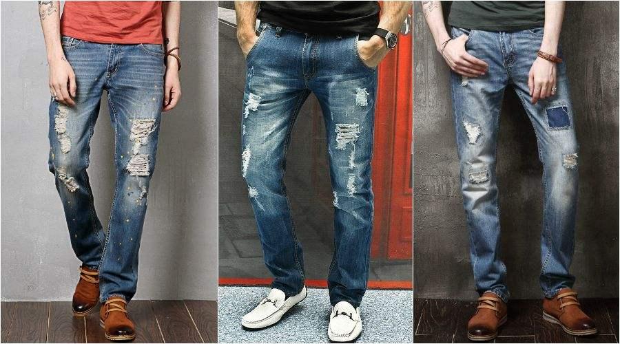 Мужские джинсы и шорты оптом