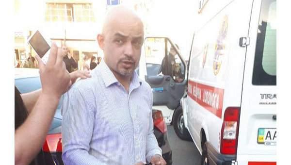 Мустафа Найем сообщил подробности дорожного конфликта