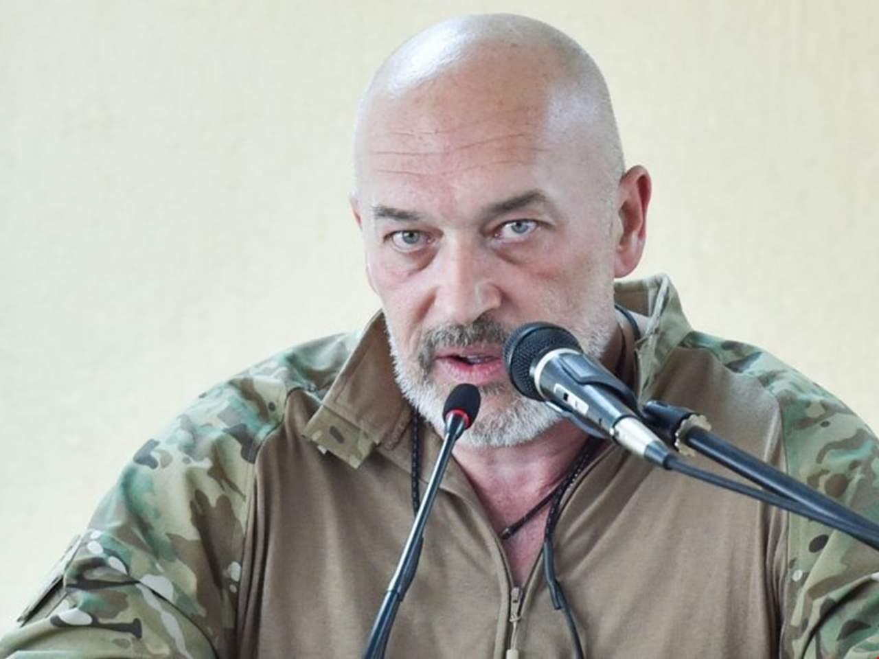Тука заявил, что  жители в Донбассе не почувствуют на себе смену АТО