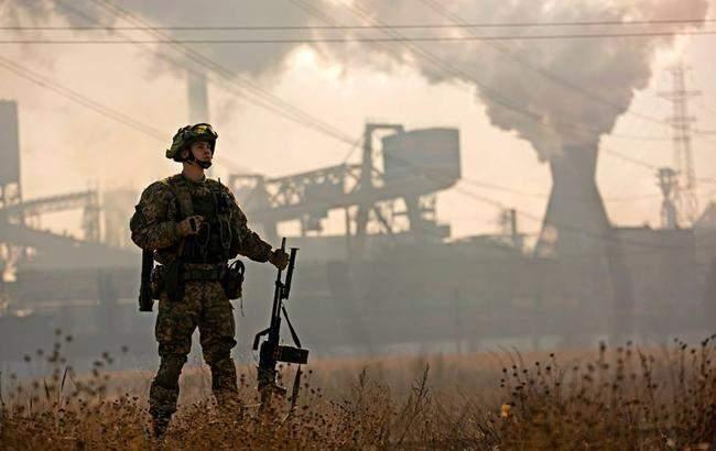В зоне АТО после вражеского обстрела пропал украинский военнослужащий