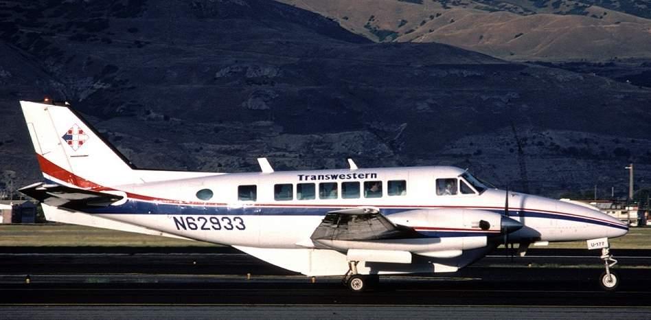 В Колумбии потерпел крушения самолет Нацполиции