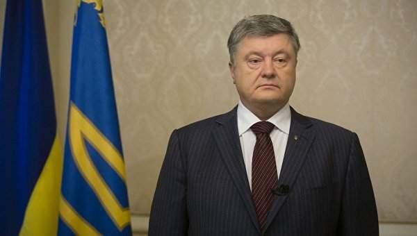 Порошенко считает недопустимым проявление антисемитизма в Украине