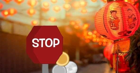 Гражданам Украины запретили работать в КНР