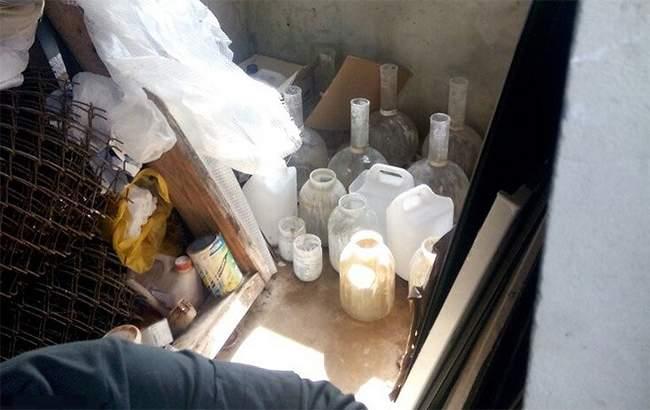 В Тернопольской области  разоблачили нарколабораторию по изготовлению психотропного вещества - амфетамина