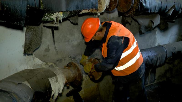 В Днепропетровской области город отключают от централизованного отопления (фото)