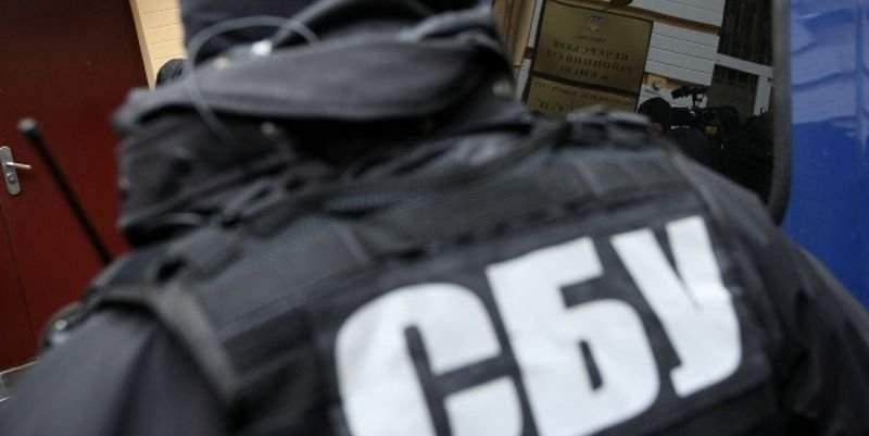 В Киеве СБУ задержали майора спецслужбы СБУ, вымогавшего взятку
