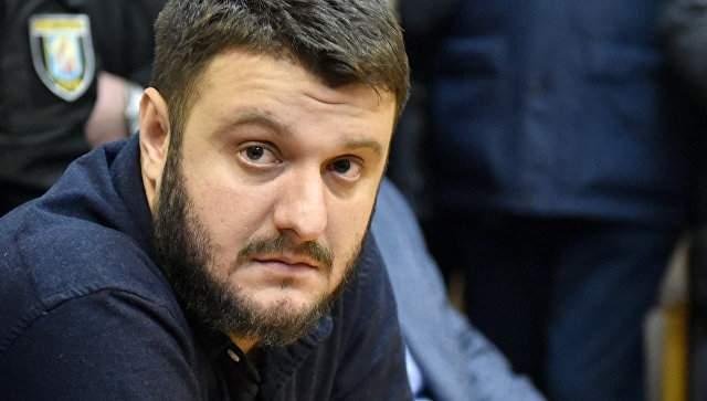 Соломенский суд Киева наложил арест на имущество и акции сына главы МВД