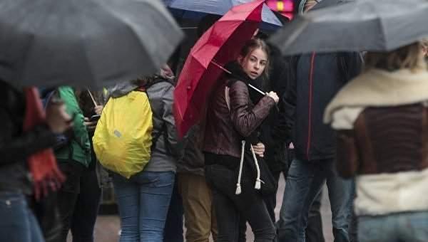 В Украине ожидается резкое ухудшение погоды в ближайшие сутки
