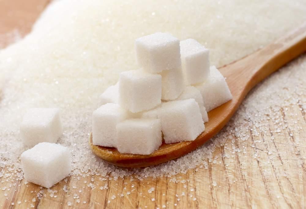 Экспорт сахара в Украине снизился на 12%
