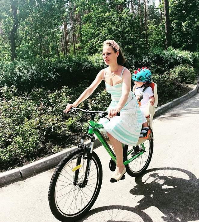 Ольга Фреймут поделилась снимком с подросшим сыном (фото)