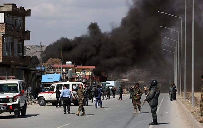 В столице Афганистана произошла серия кровавых терактов: есть жертвы