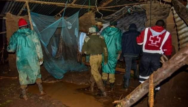 Количество жертв при взрыве дамбы в Кении возросло до 41 человека
