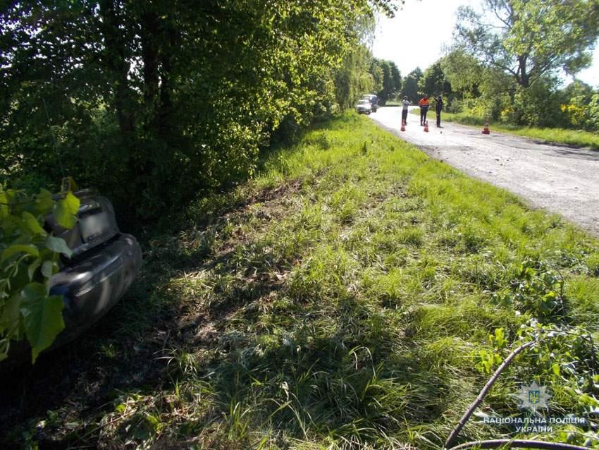 В Черниговской области в ДТП погибла семья с годовалым ребенком (фото)