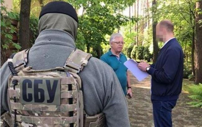 СБУ провела 24 обыска у главного коммуниста Украины