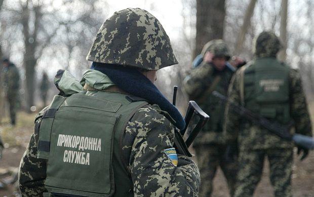 Украина усилила охрану границы со странами Европейского союза