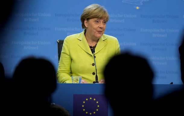 Меркель обеспокоена ситуацией на востоке Украины