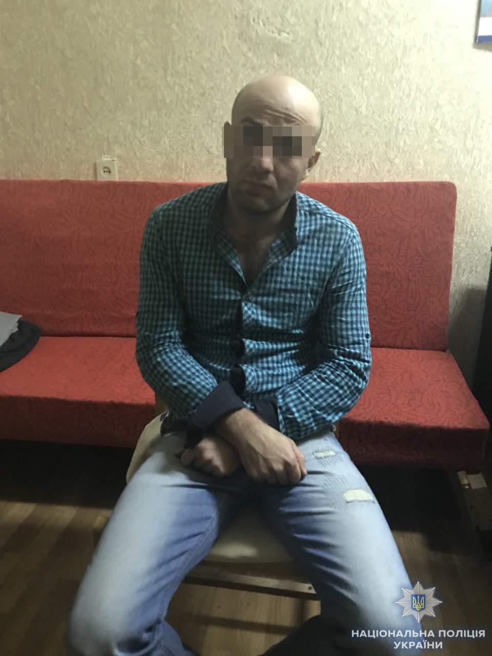 В Николаеве на квартирной краже задержан гражданин Грузии