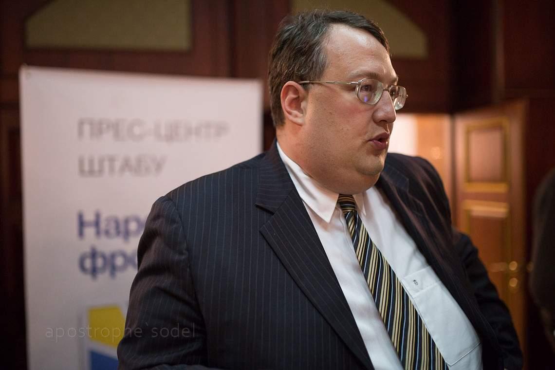 Геращенко раскритиковал поведение полицейских в Суммах: «В большой семье не без уродов»