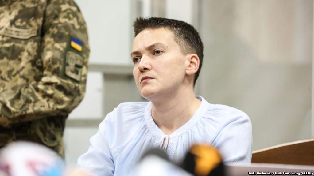 Савченко готова вернуться в тюрьму в РФ в обмен на 60 украинских военнопленных (видео)